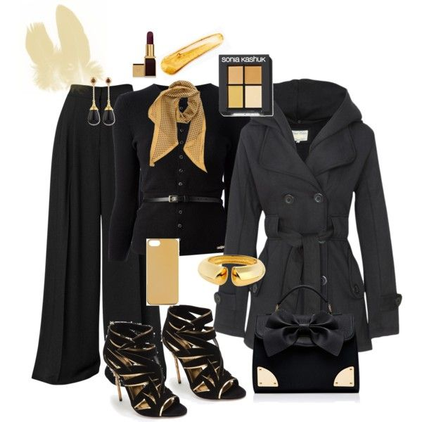 """""""Goldy"""" by sisilem on Polyvore"""