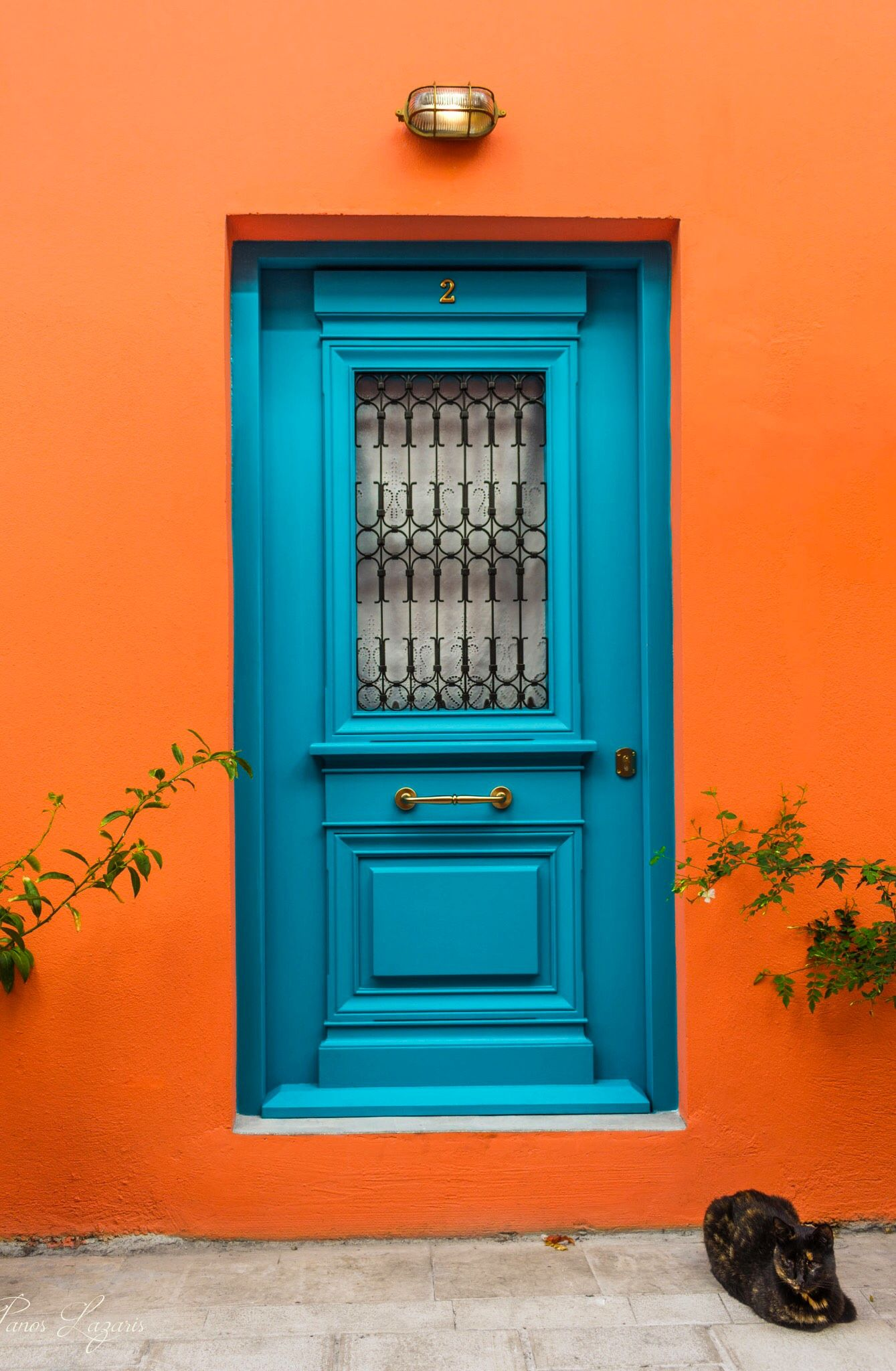 Lefkada Greece Enter here Pinterest Doors Gates and Architecture