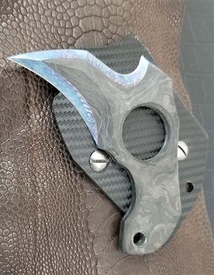 Warren Thomas Custom Ripper #2 | Copper handles, Strider ...