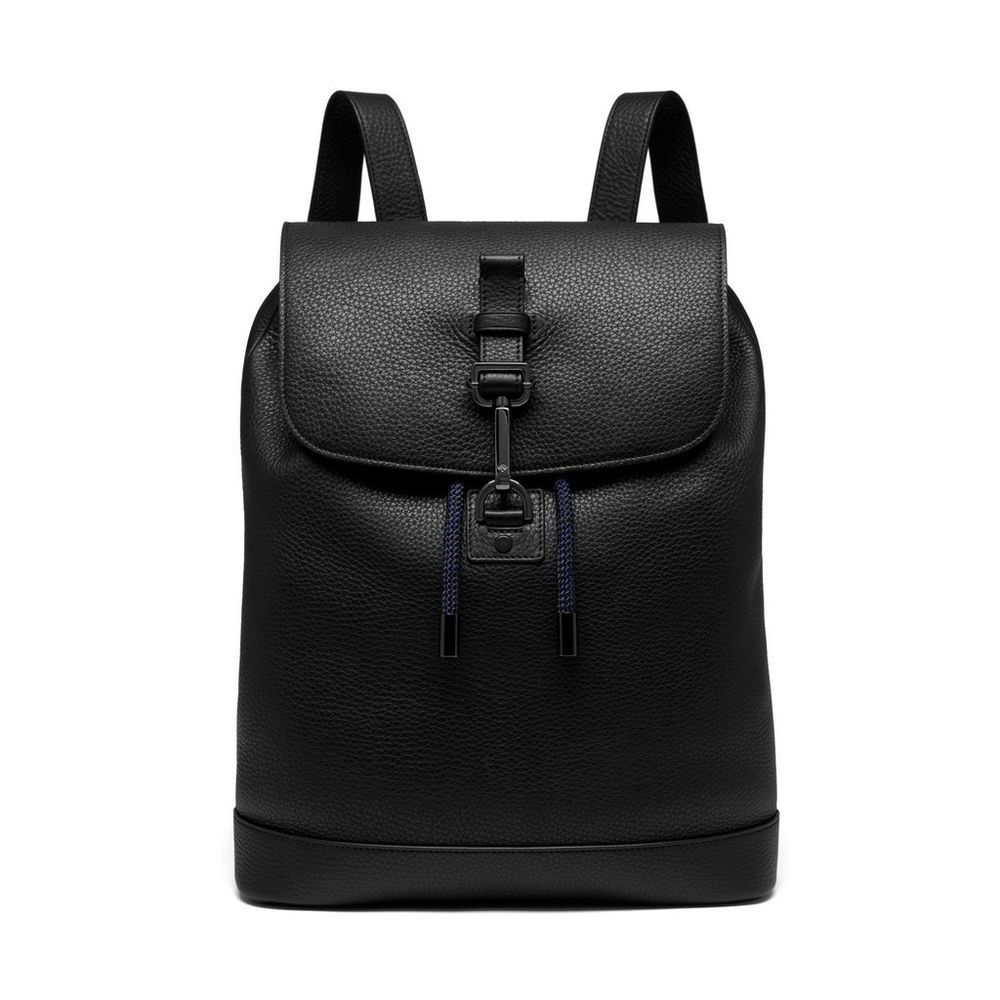 Small Marty Backpack in Black Calfskin  6f70a1f0a6d8b