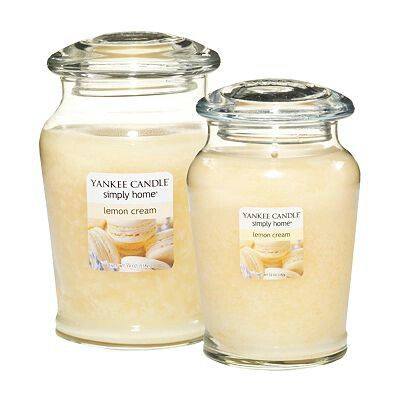Lemon Cream Yankee Candle Yankee Candles Pinterest