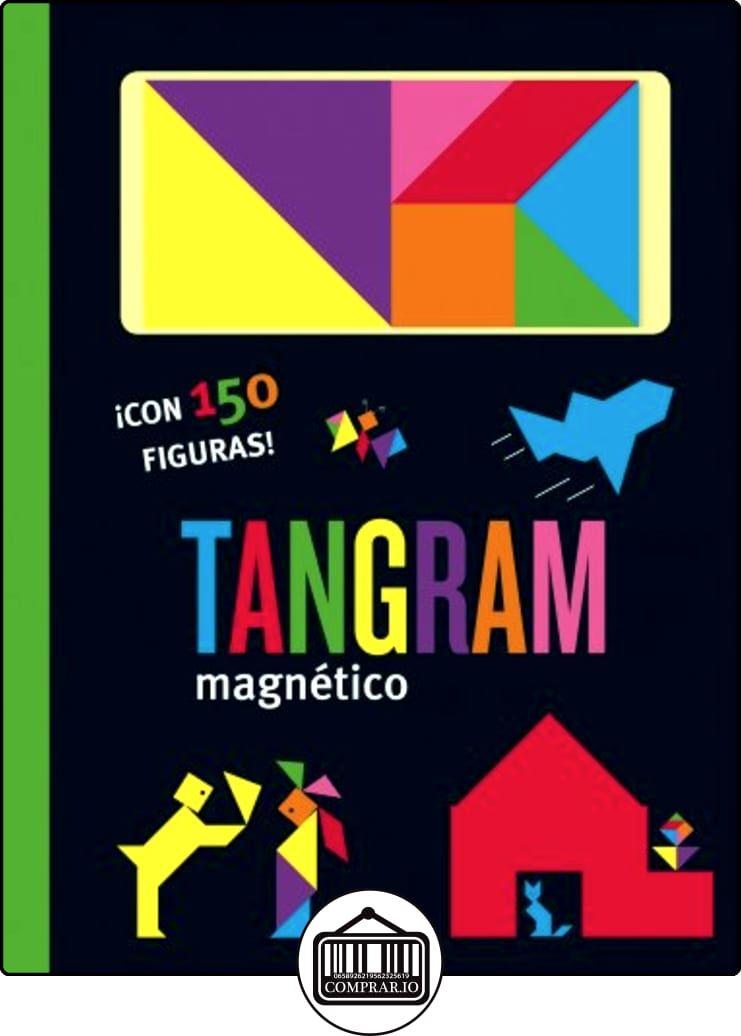 Tangram Magnético de Varios Autores ✿ Libros infantiles y juveniles - (De 3 a 6 años) ✿