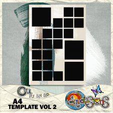 A4 Template Vol 2