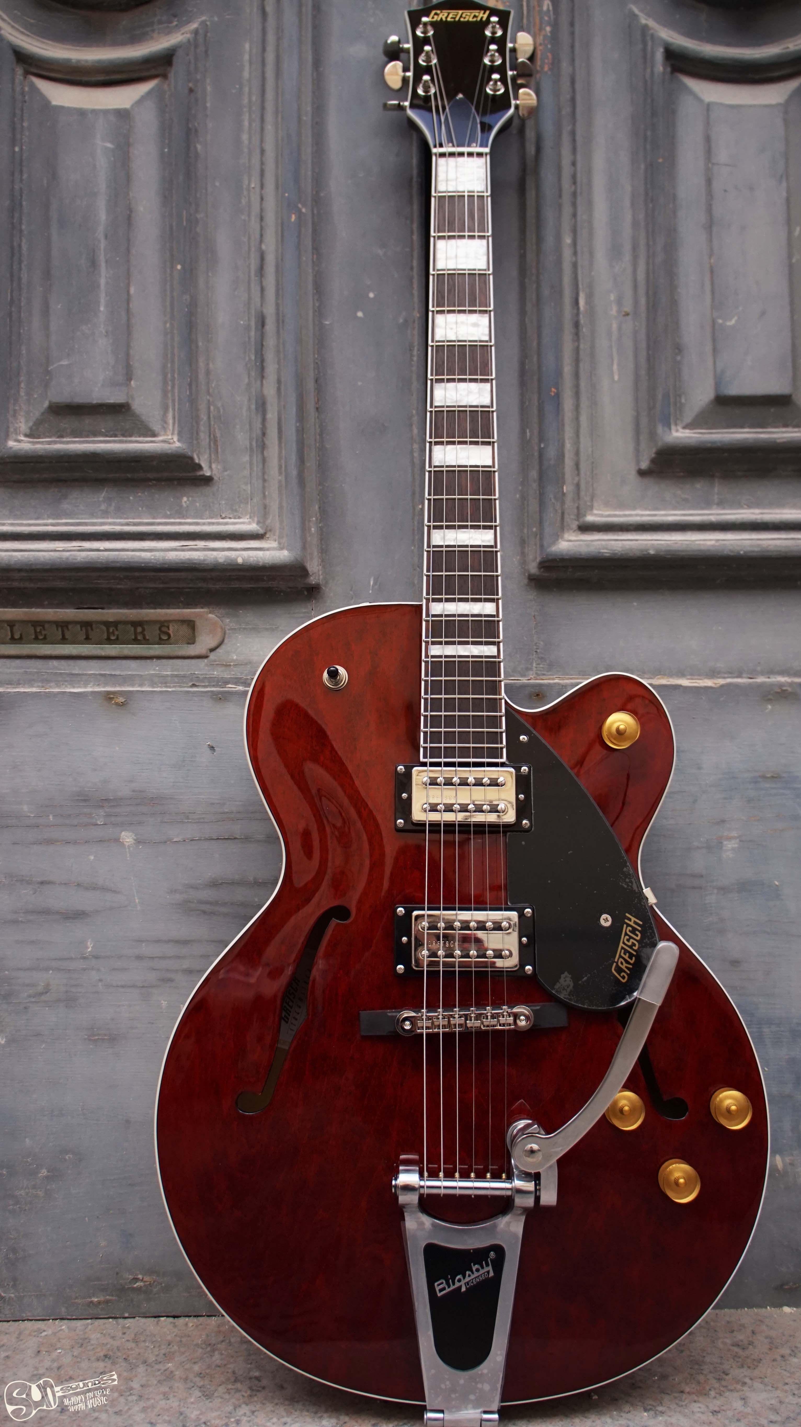 Gretsch Streamliner G2420T/WS Guitar, Gretsch