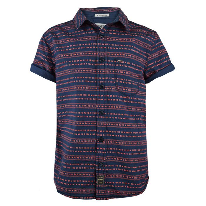 M-ONE-11 / Boys Code Shirt