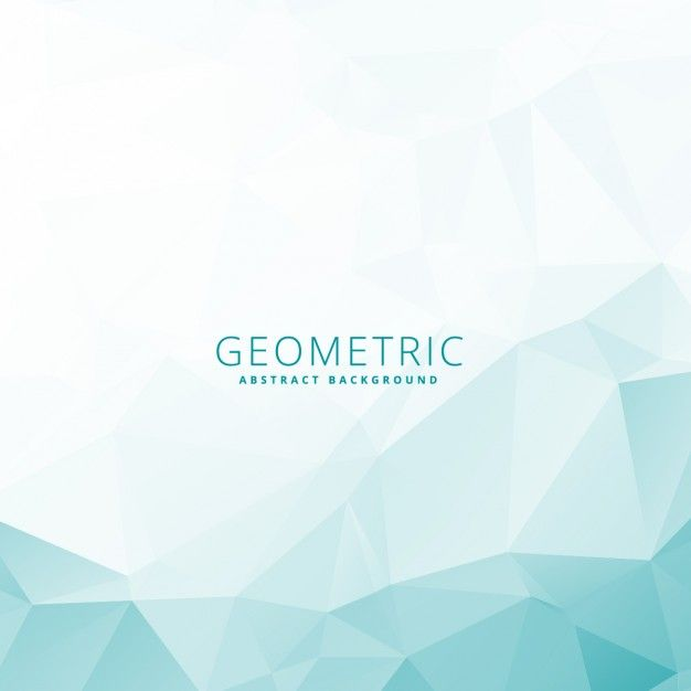 Low poly geometrical background Free Vector | Simple powerpoint
