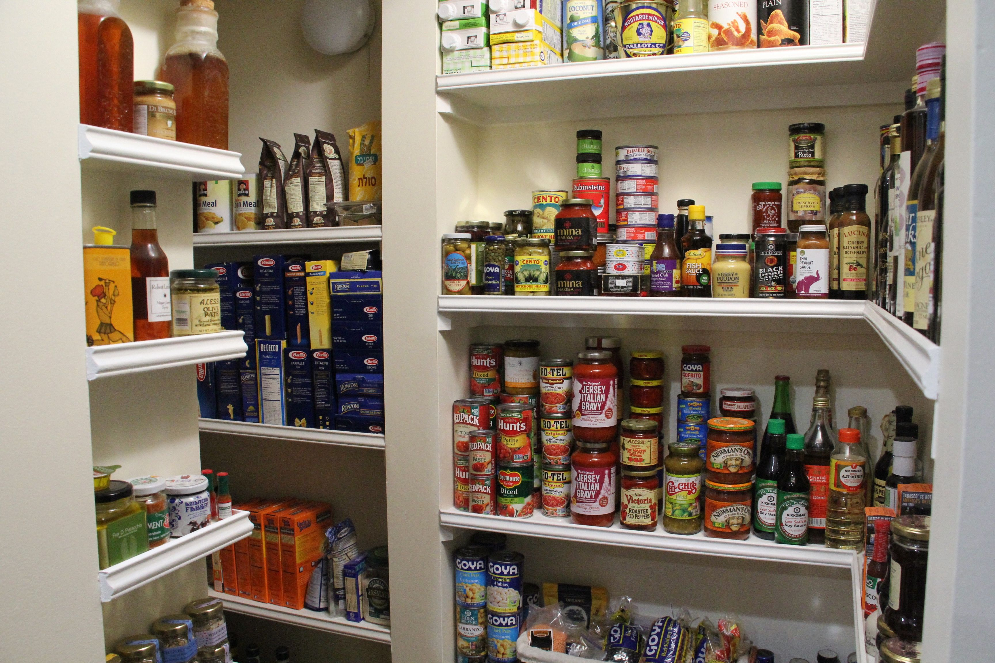 Why Shallow Pantry Shelves Are The Best Perfect Storage Kitchen