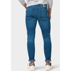 Photo of Tom Tailor Men's Troy Slim Jeans, blue, solid color, size 33/34 Tom TailorTom Tailor