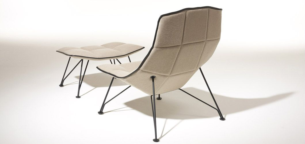 Knoll Jehns And Laub Lounge By Markus Jehs And Jurgen Laub Chair