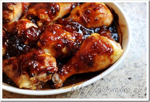 кисло-сладкий соус рецепт для куриных ножек