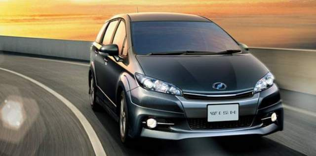 2019 new toyota wish conceptrelease date in 2020  toyota