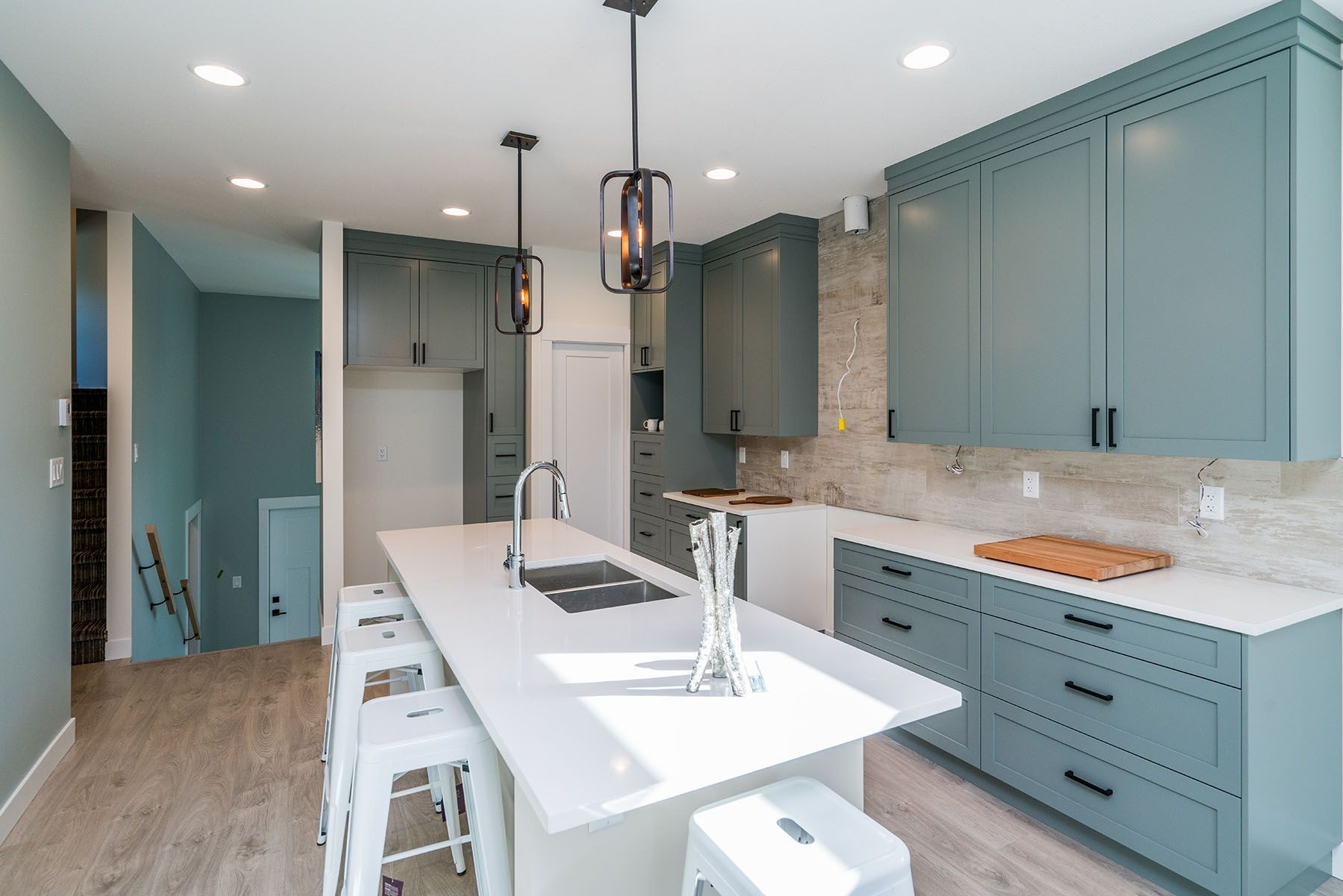 Join this cabinetry trend by making your island a ...
