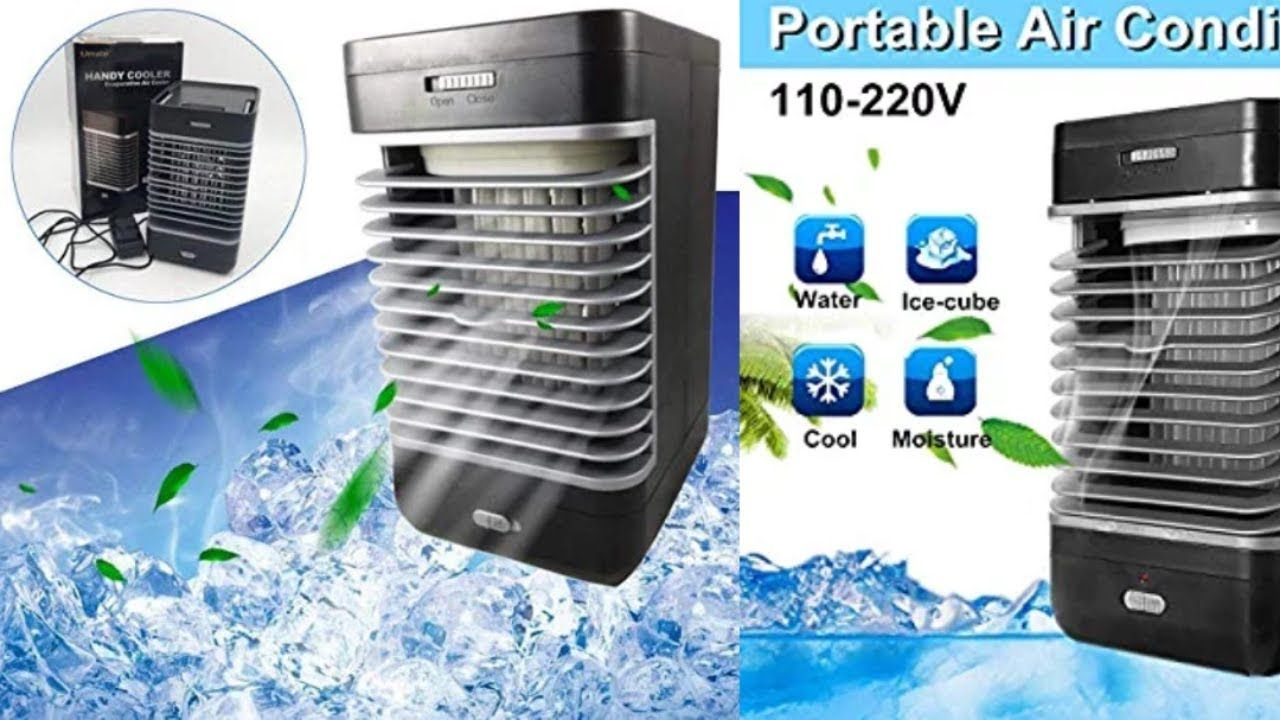 ANGEL'S. Mini Air Conditioner Handy Cooler for office/home