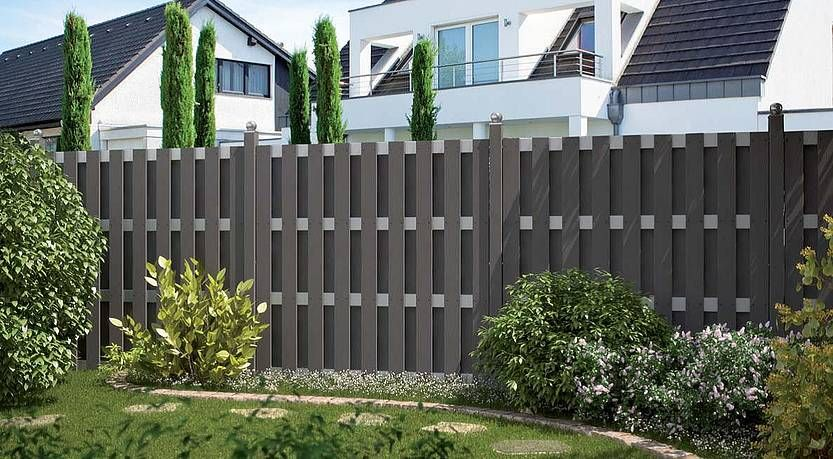 Wpc Railing Outdoor Fencing Cheap Railing Fencing