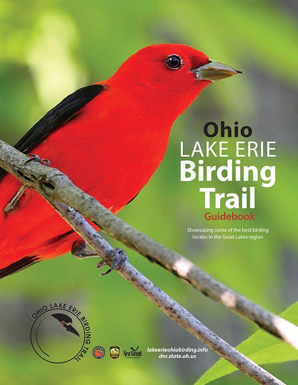 Ohio Lake Erie Birding Trail Guidebook