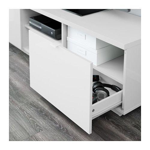 111c8fc786d BYÅS TV unit - IKEA