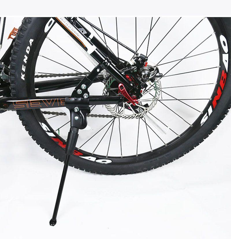 26 Mtb Cycling Side Kick Stand Bicycle Kickstand Iron Road Bike
