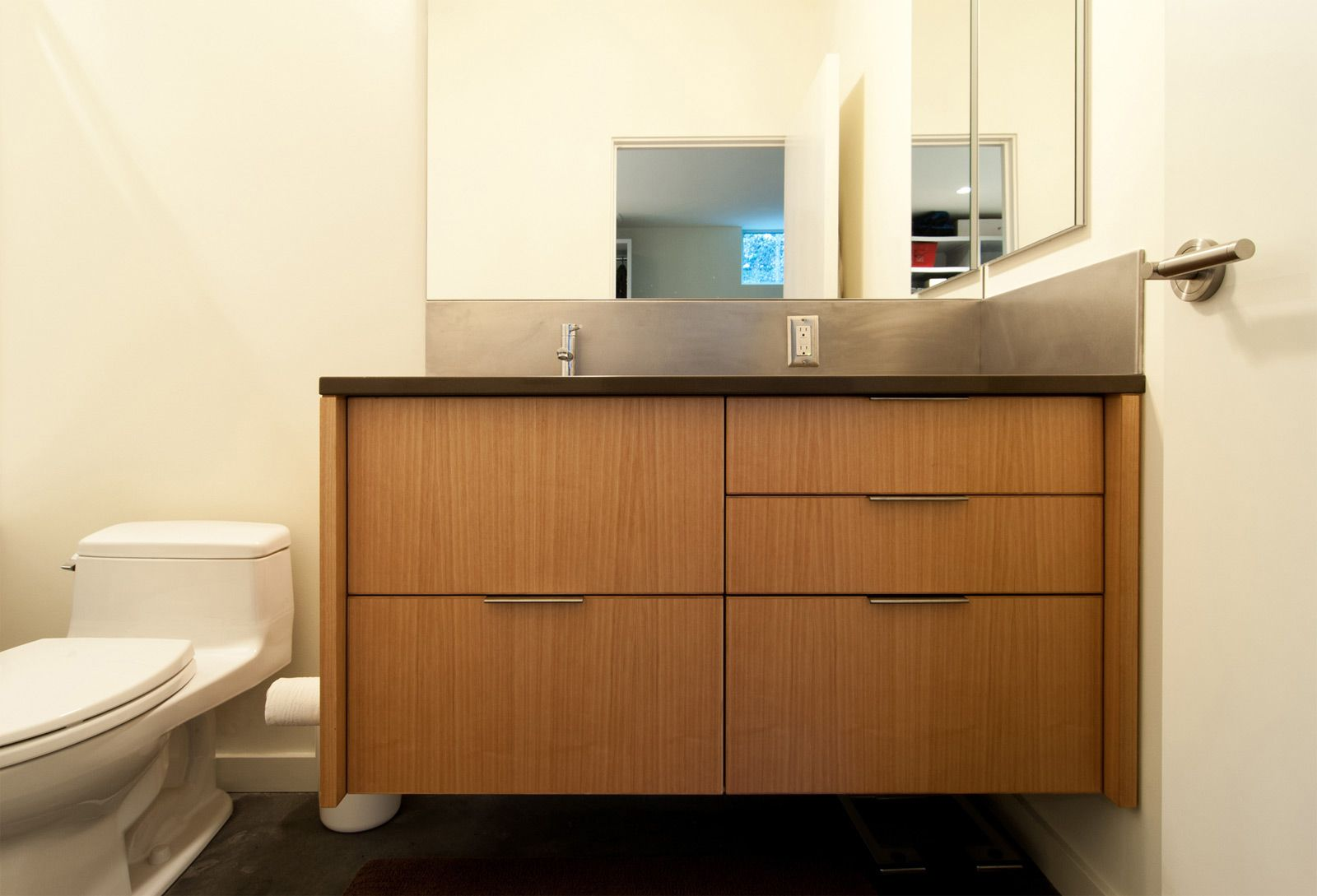 Case Study House Cabinets | Plywood, Plywood cabinets and Plywood ...