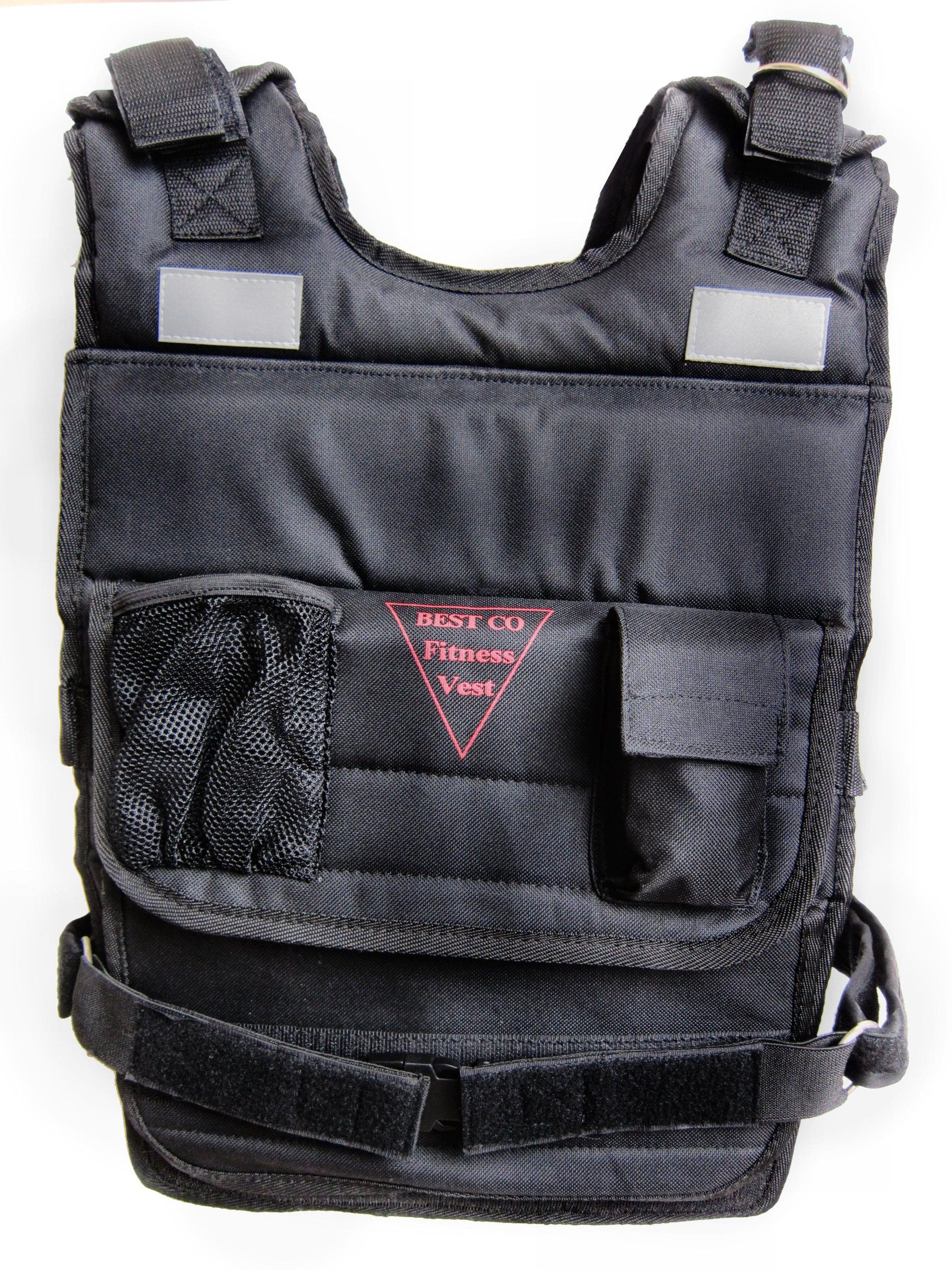 New Weighted Vest 100 Lbs. Fitness Vest (With images