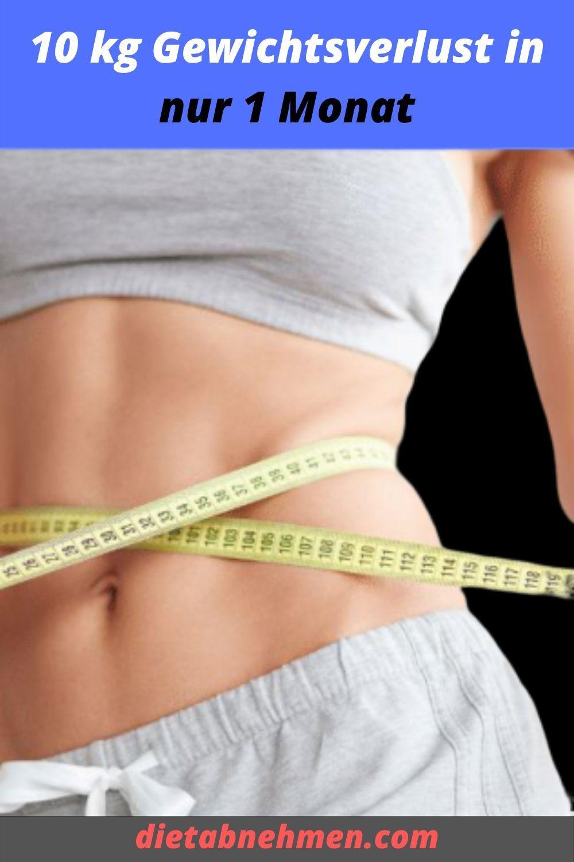 gewichtsverlust ernährungsumstellung
