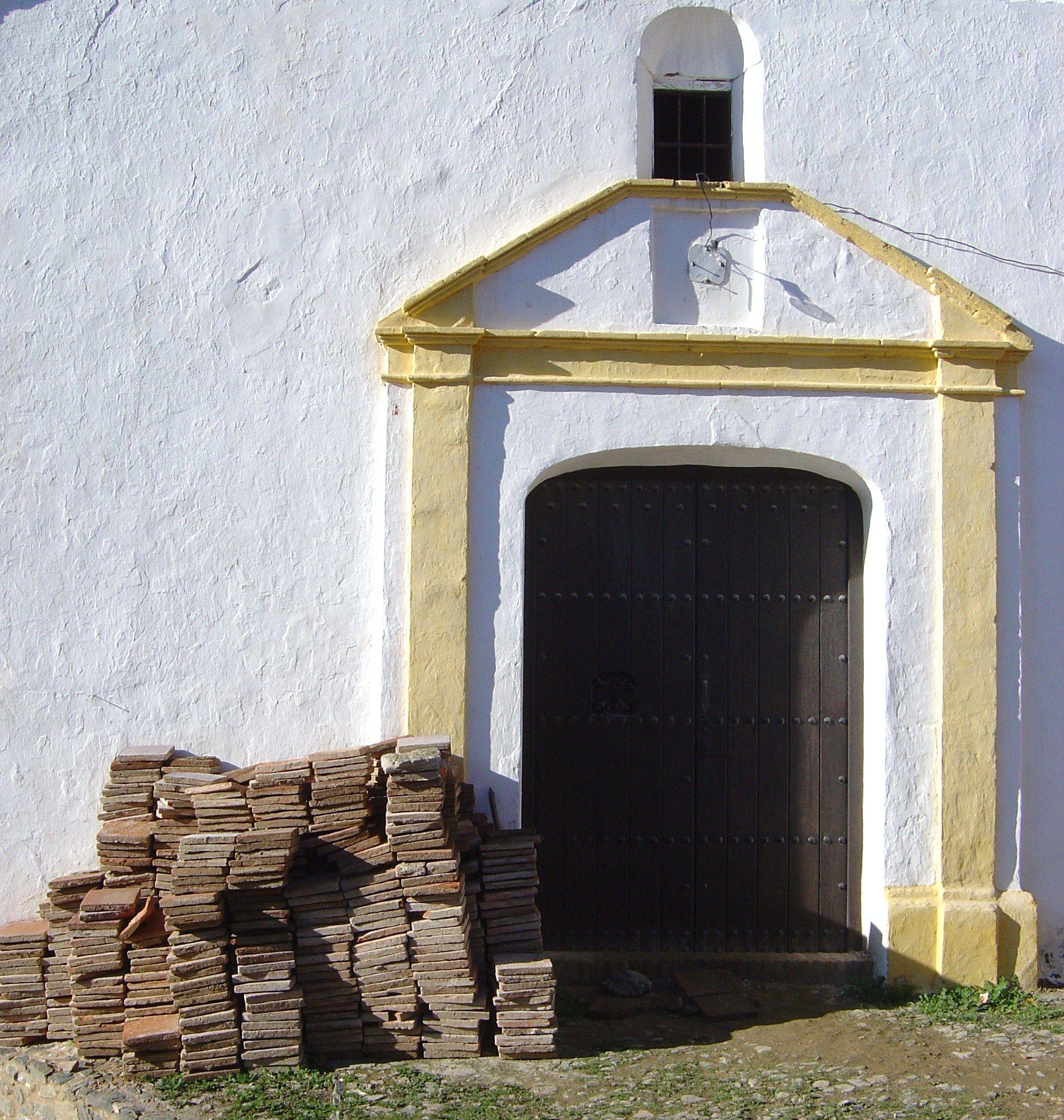 Puerta, Alajar