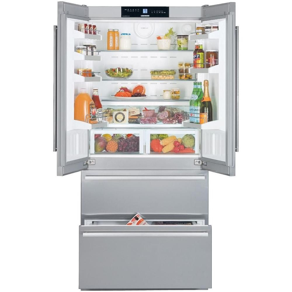 Doors Amusing Refrigerator Without Ice Maker Refrigerator Without Ice Maker No Dispenser Refrigerators White French Door Refrigerator With Double Bottom Cucine