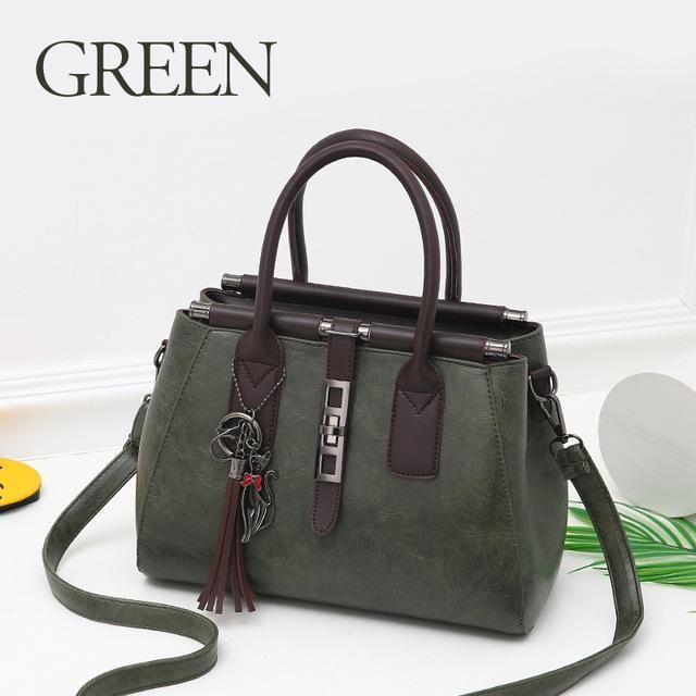 Fashion Handbags For Womens Famous Brands 2017 Crossbody Bags Shoulder Bag Leather Handbag High Quality