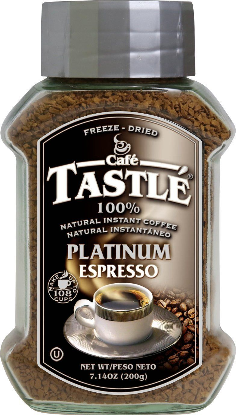 What is the difference between freeze-dried coffee and granulated coffee