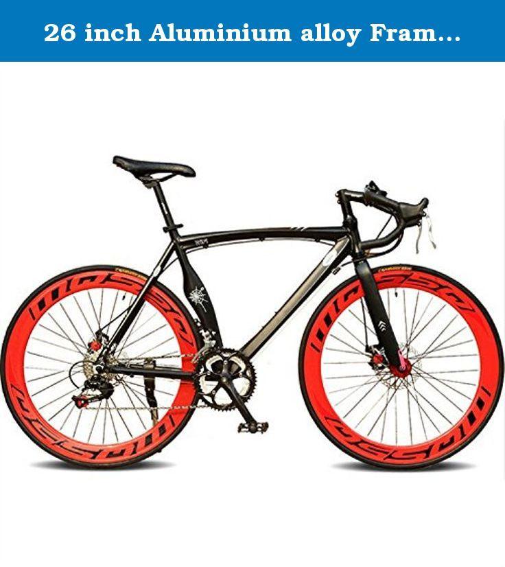 26 inch Aluminium alloy Frame 14 Speed 700CC Student\'s Road Bike ...
