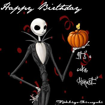 Skeleton Birthday Google Search Birthday Wishes Nightmare