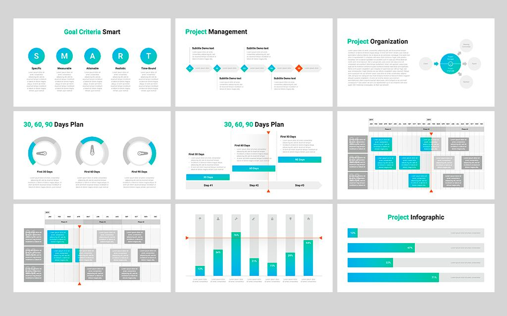 Business Plan 3.0 PowerPoint Template 81361 Excel