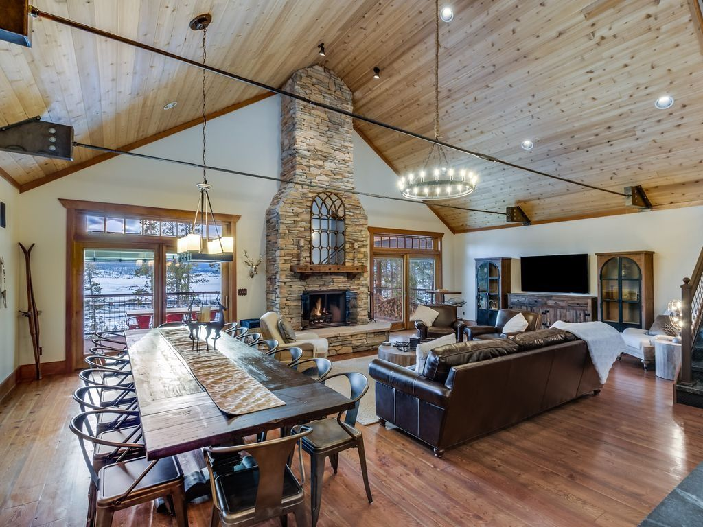 Ultra Luxe 7000 Sqft Winter Park Cabin Fraser Luxury Property Beautiful Interiors Rustic Interiors