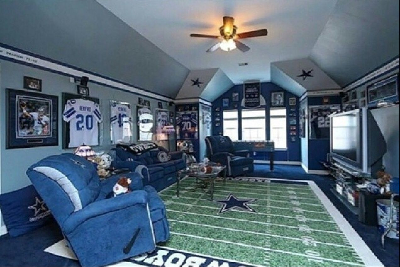 Cowboy Decorating Ideas Home Part - 33: 2405 Deerfield, Katy TX 77493 - HAR.com | Room For Champions! | Pinterest |  Cowboys, Dallas And Men Cave