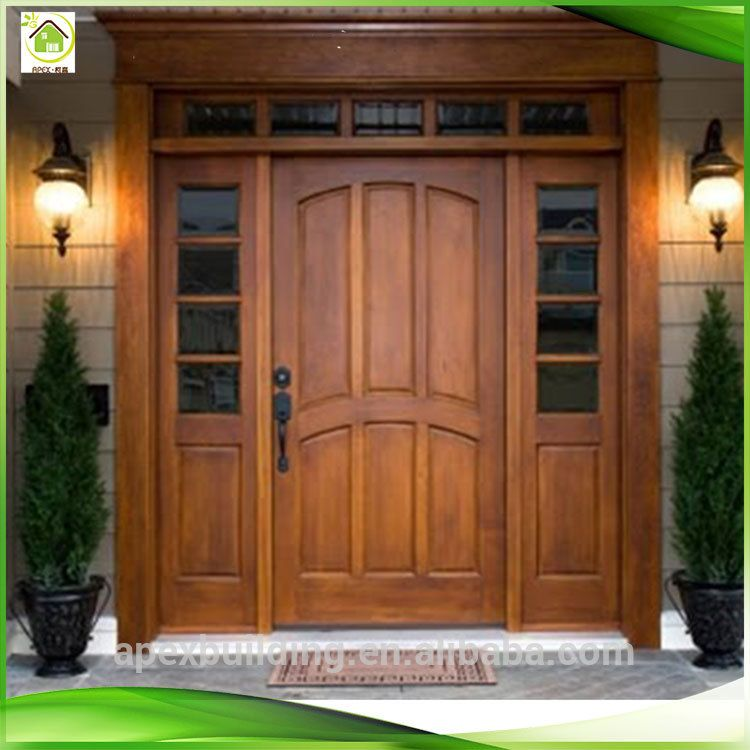 Awesome Design Of Front Door Of House At Kerala Part - 9: Simple-Kerala-front-door-design-house-main.jpg (