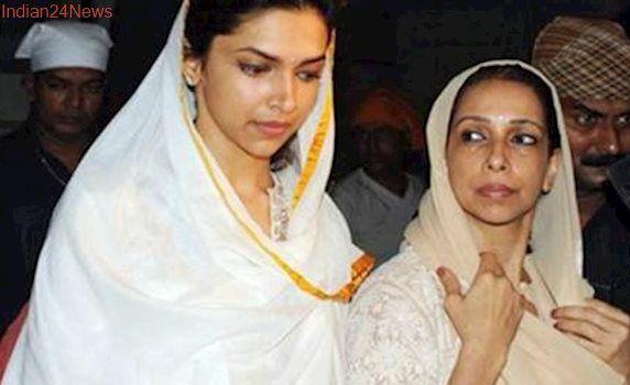 Deepika Padukone's maternal grandfather dead   Deepika ...