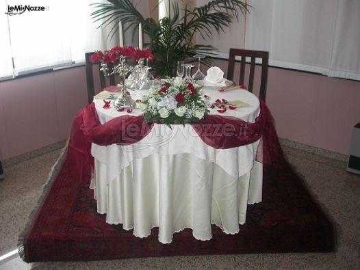 Allestimento tavolo ~ Allestimenti per matrimoni allestimento tavola per matrimonio con