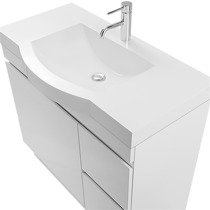 Find Cibo Design 900mm Curve Vanity at Bunnings Warehouse  Visit your local  store for the. Find Cibo Design 900mm Curve Vanity at Bunnings Warehouse  Visit