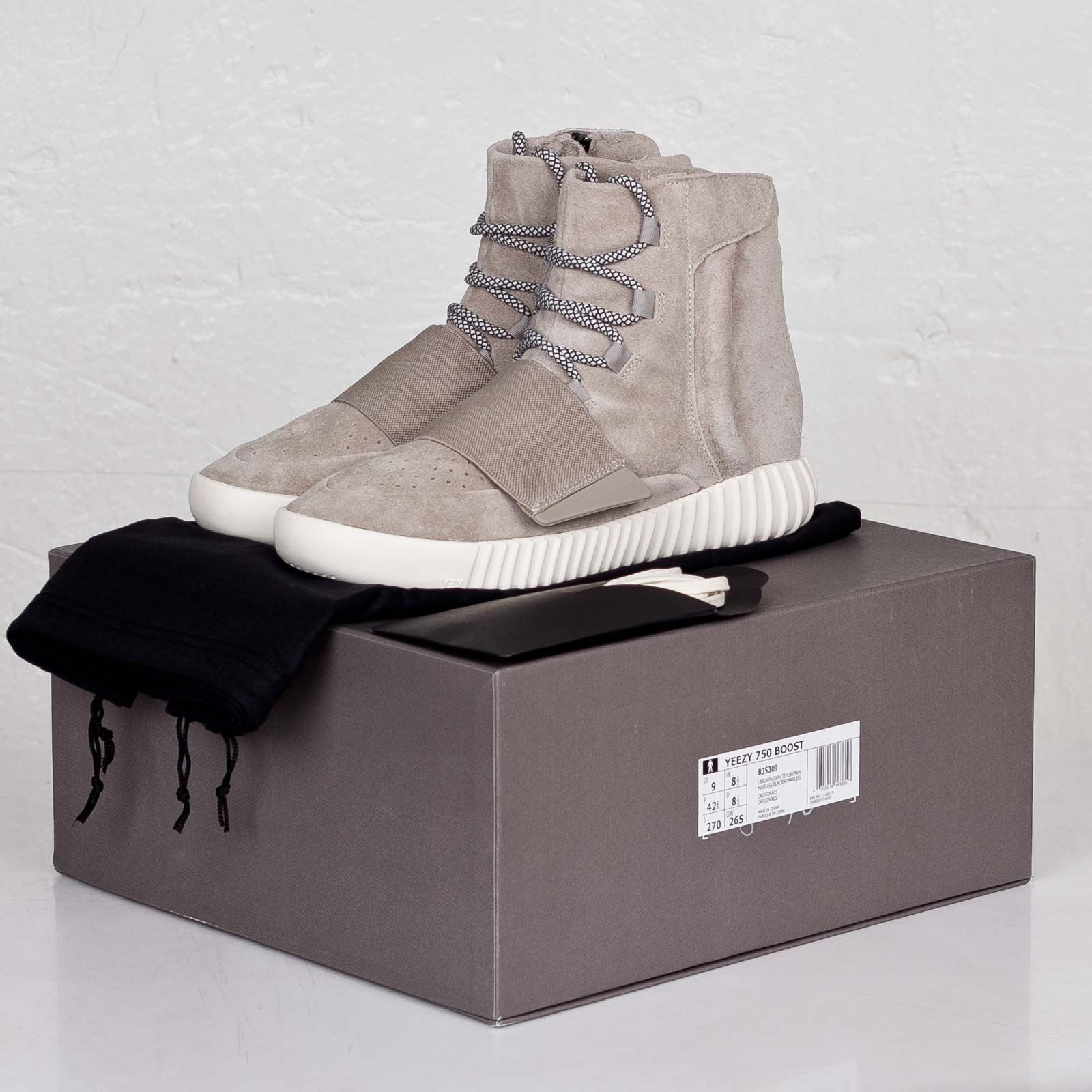new style 7b7e9 01fe2 adidas Yeezy 750 Boost …