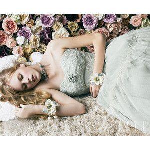 Jill Stuart再次甜美出击 - 优雅 - 婚纱造型 - 新娘 | ELLE