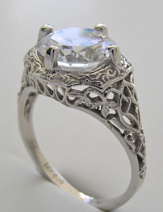 Good Wedding Favors Antique Wedding Ring For Sale Women Finger Vintage White  Gold Incredible Ideas Antique Engagement Ring. Antique Wedding Ring  Settings Without ... Pictures
