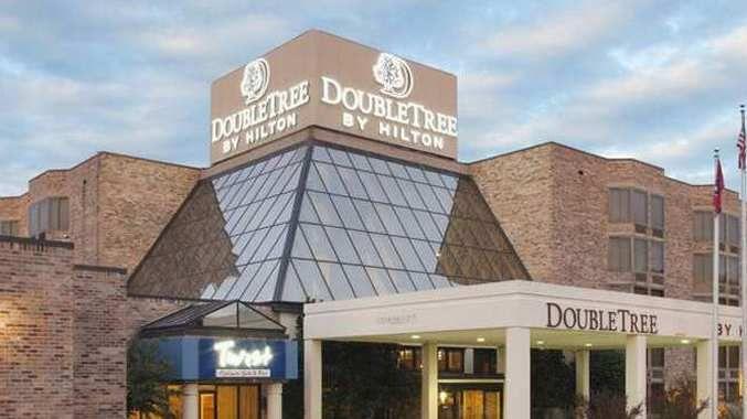 Doubletree By Hilton Hotel Jackson Tn Hotel Exterior Exterior