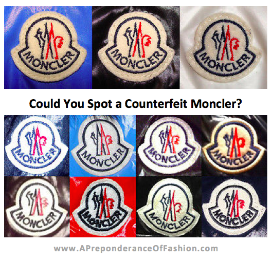 Moncler Badge Real Or Fake