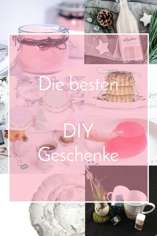 Die besten DIY-Geschenkideen für Weihnachten - linklove[:en]Die ...
