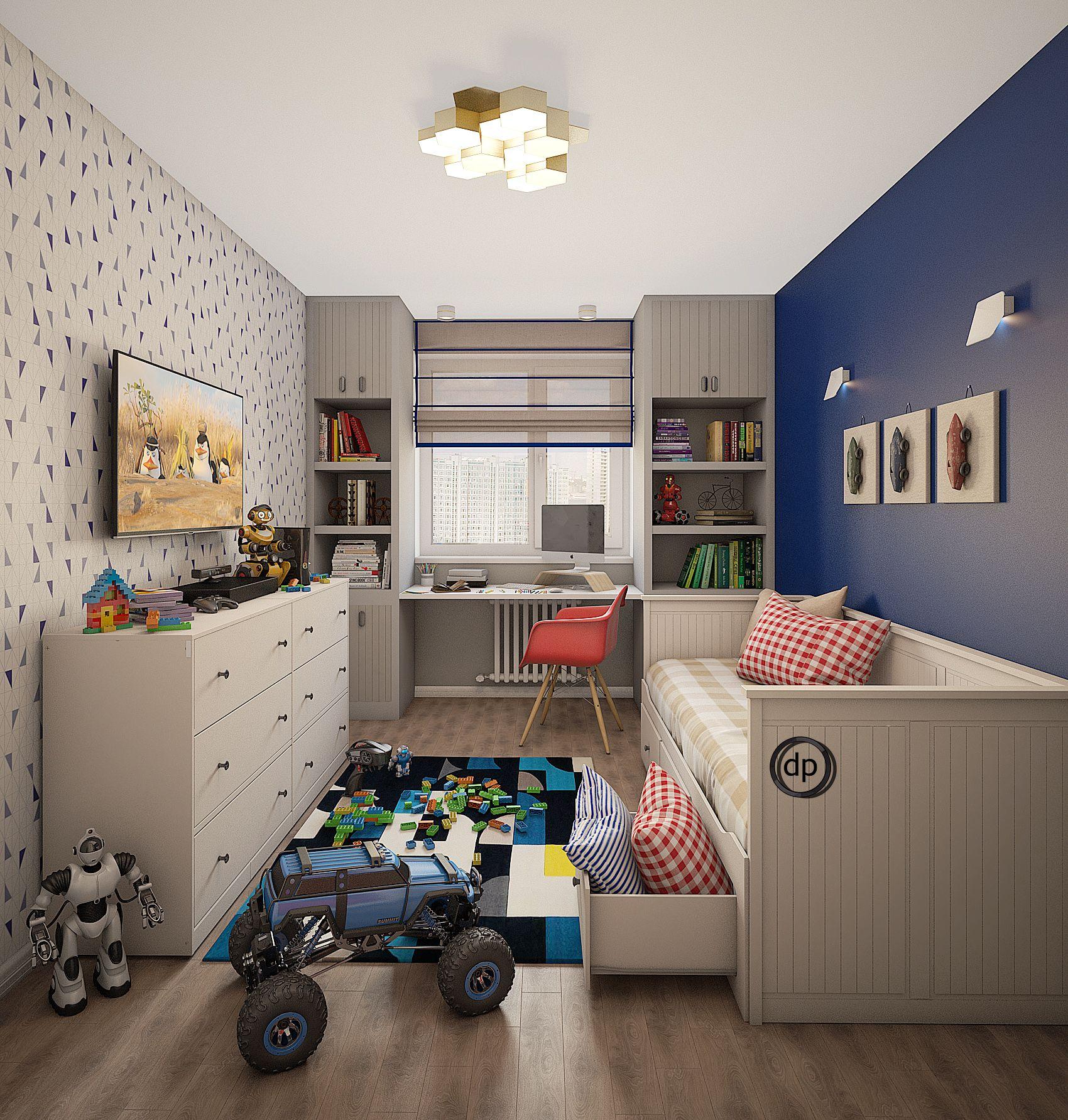 Детская дРя маРьчика kidsroom baby interior boy ikea интерьер