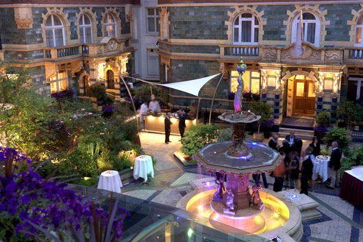 Sanctum Soho Hotel Roof Bar Places To Visit