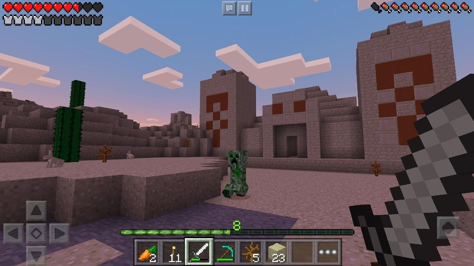 Minecraft PE DroidBOX® Play Gamepad Compatible Games #4