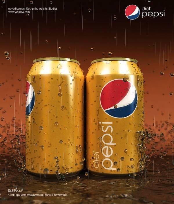 Caffiene free Pepsi