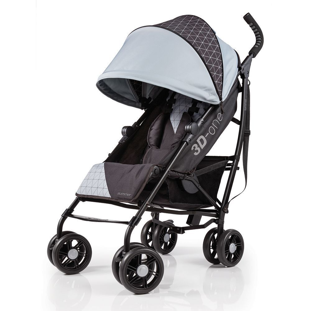 Summer Infant 3DOne Convenience Stroller Baby strollers