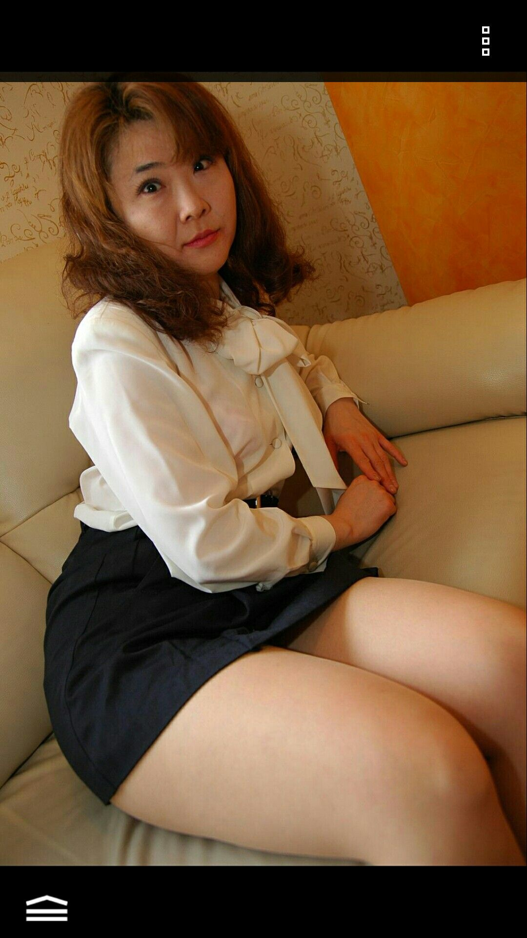 Mature asian wife