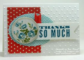 The Stampin' Schach: Got Ten? Make Twenty...Cards for the Busy Stamper